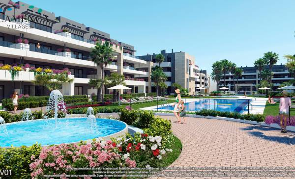 Apartment - Neubau - Playa Flamenca - Playa Flamenca